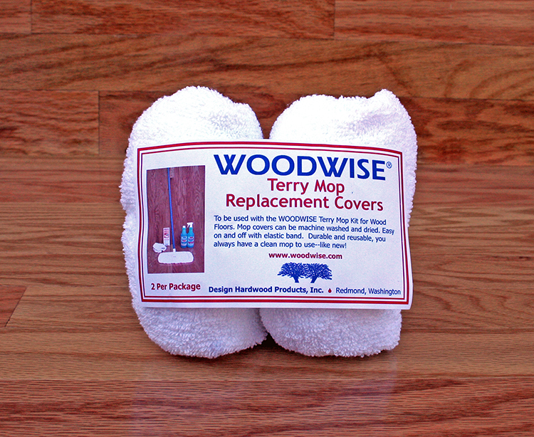 Terry Mop Kit Replacement Covers